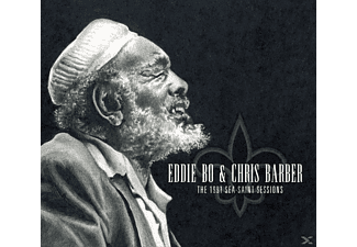 Eddie Bo, Chris Barber - 1991 Sea-Saint Sessions  - (CD)