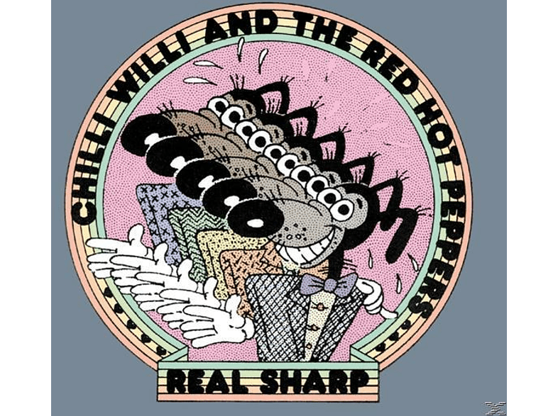 Chilli Willi & The Red Ho - Real Sharp-Anthology [CD]