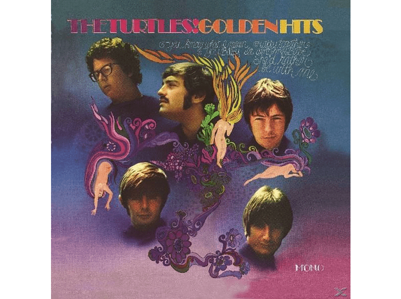 The Turtles - Golden Hits [CD]
