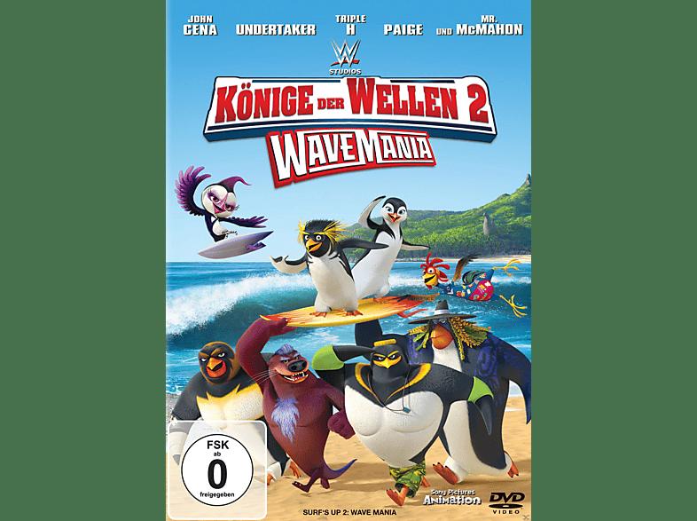 Könige der Wellen 2 - Wave Mania [DVD]