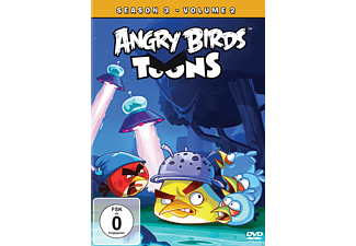 Angry Birds Toons - Season 3 - Volume 2 DVD