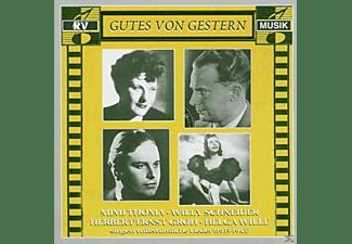 Thoma - Volkstümliche Lieder  - (CD)