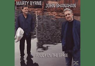 Shanahan - Paddy On The Spree  - (CD)
