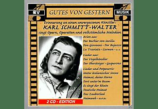 Karl Walter - Karl Schmitt-Walter  - (CD)