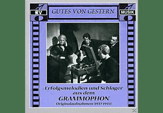 VARIOUS - Erfolgsmelodien Aus Dem Grammophon  - (CD)