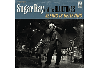 Sugar Ray & The Bluetones - Seeing Is Believing  - (CD)
