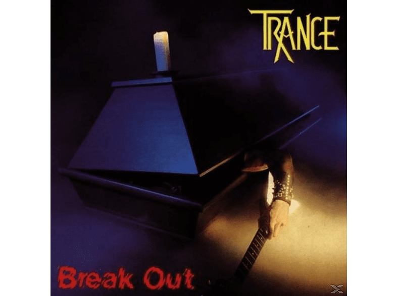 Trance - Break Out [Vinyl]