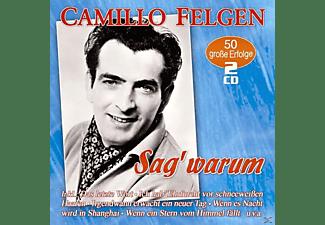 Camillo Felgen - Sag' Warum-50 Große Erfolge  - (CD)