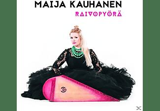 Maija Kauhanen - Raivopyörä  - (CD)