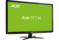 ACER GF246 24 Zoll Full-HD Monitor (1 ms Reaktionszeit, FreeSync, 60 Hz)