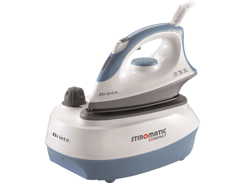 ARIETE 00S625303AR0 Stiromatic Compact Dampfbügelstation (3 bar)