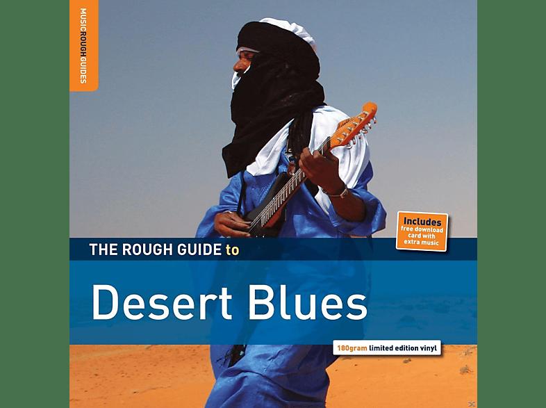 VARIOUS - Desert Blues [CD]