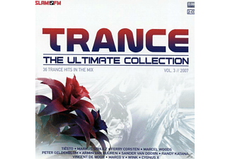 VARIOUS - Trance Ultimate Collection Vol. 3 2007  - (CD)