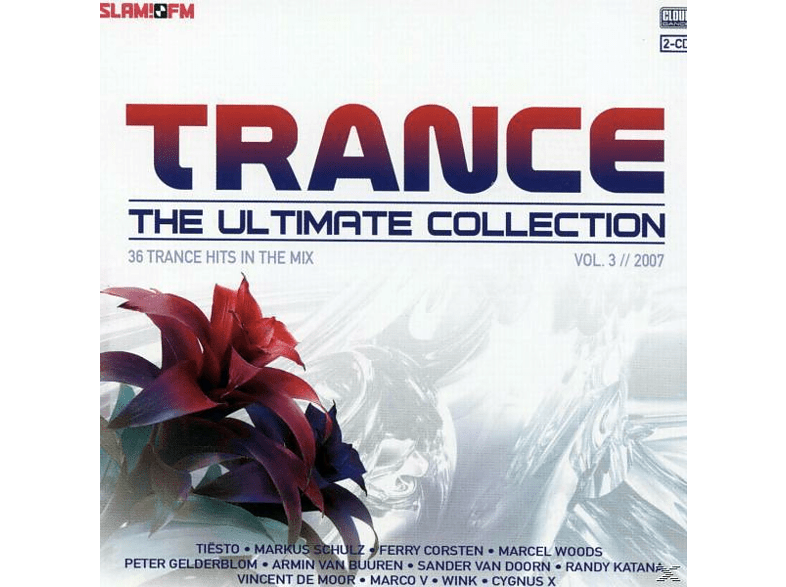 VARIOUS - Trance Ultimate Collection Vol. 3 2007 [CD]