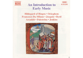 VARIOUS - An Introduction To Early Music  - (CD)