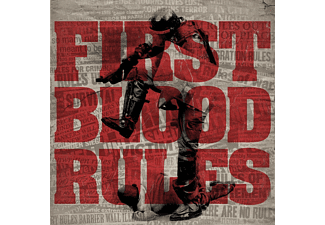 First Blood - Rules  - (CD)