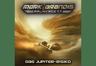 Mark Brandis-raumkadett - 011 - DAS JUPITER-RISIKO  - (CD)