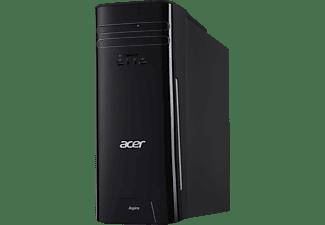 ACER Aspire TC-230, PC Desktop mit A8-7410 Prozessor, 8 GB RAM, 2 TB HDD, AMD Radeon R5