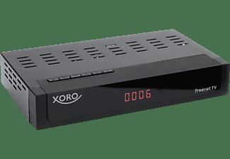 XORO HRT 8770 TWIN Receiver (HDTV, PVR-Funktion, Twin Tuner, DVB-T2 HD, Schwarz)