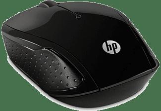 HP PC Maus 200, kabellos, schwarz (X6W31AA)