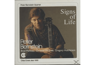 Peter Quartet Bernstein - Signs Of Life - (CD)