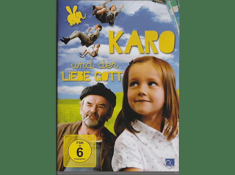 Karo und der Liebe Gott [DVD]