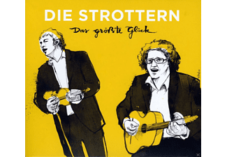 Die Strottern - Das Grösste Glück  - (CD)