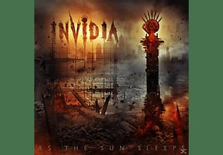 Invidia - As The Sun Sleeps  - (CD)