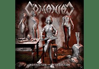 Comaniac - Instruction For Destruction  - (CD)