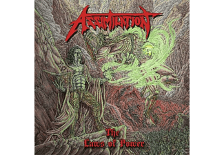 Assimilation - The Laws Of Power  - (CD)