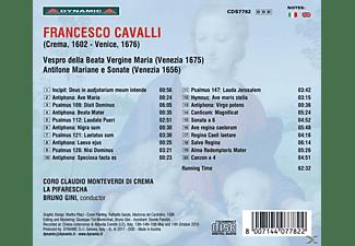 La Pifarescha - Vespero delle Beata Vergine Maria/+  - (CD)