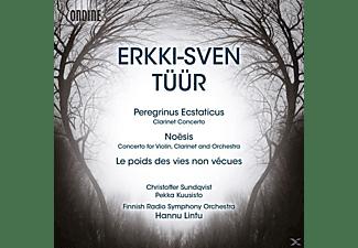 Sundqvist/Kuusisto - Peregrinus Ecstaticus/Noesis/+  - (CD)
