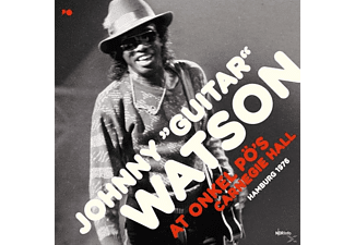 "Johnny ""guitar"" Watson - At Onkel PÖ's Carnegie Hall Hamburg 1976  - (Vinyl)"