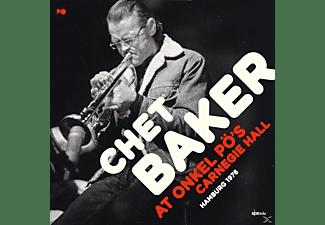 Chet Baker - At Onkel PÖ's Carnegie Hall Hamburg 1979  - (Vinyl)