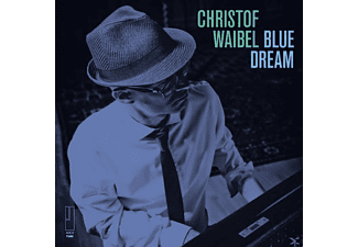 Christof Waibel - Blue Dream-Instrumental  - (CD)