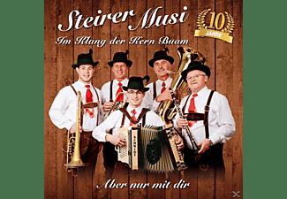 Steirer Musi Im Klang Der Kern Buam - Aber nur mit dir  - (CD)