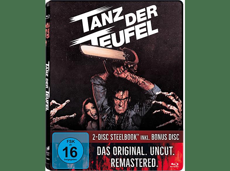 Tanz der Teufel SteelBook™ (Exclusiv + Bonus Disc) [Blu-ray]