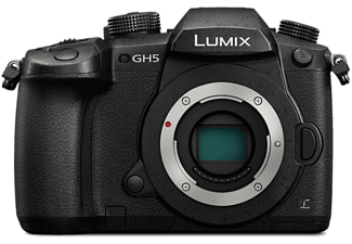 PANASONIC Lumix DMC-GH5 Gehäuse, schwarz