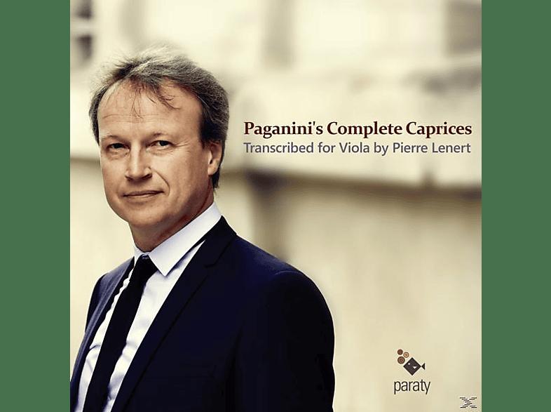 Pierre Lenert - Integrale Des Caprices [CD]