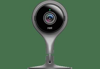 Cámara De Seguridad - Google NestCam Indoor Nc1102It, Vídeo Hd 1080P, Ángulo De 130º