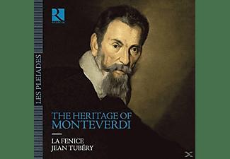 Tubery/La Fenice - The Heritage Of Monteverdi  - (CD)