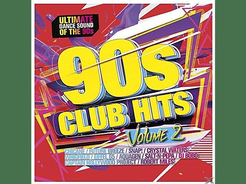 VARIOUS - 90s Club Hits 2 [CD]