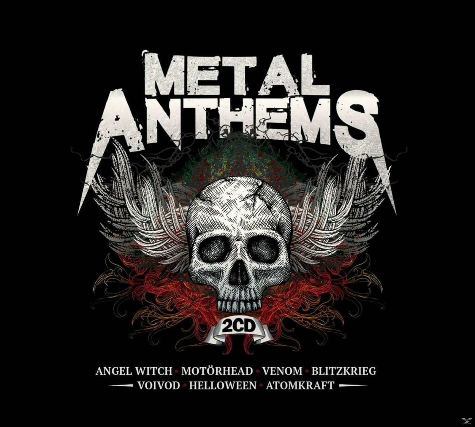 VARIOUS - Metal Anthems [CD]