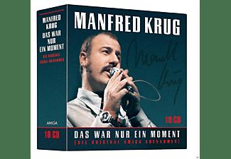 Manfred Krug - Das war nur ein Moment (Die Original AMIGA Aufnahm  - (CD)