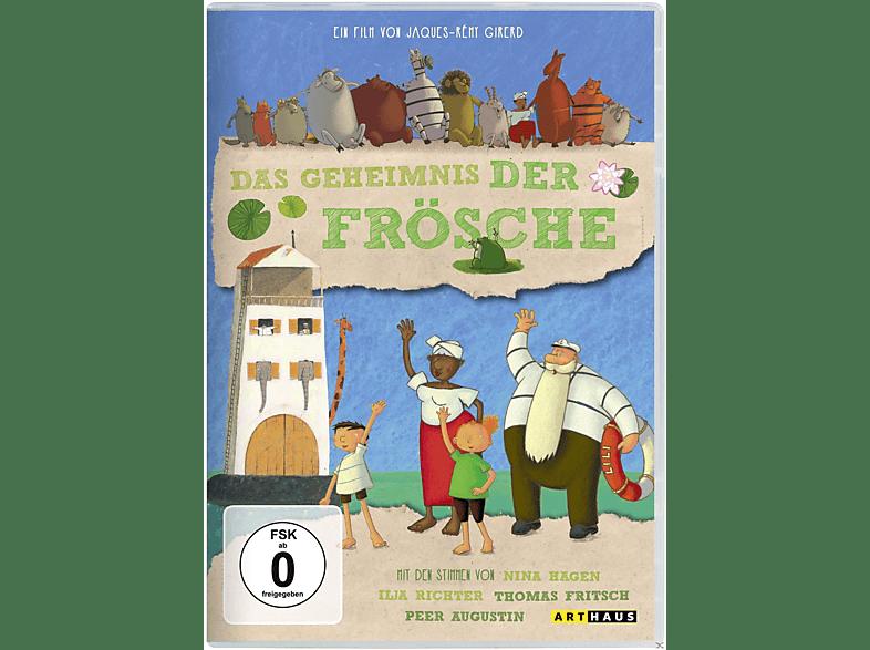 Das Geheiminis der Frösche [DVD]