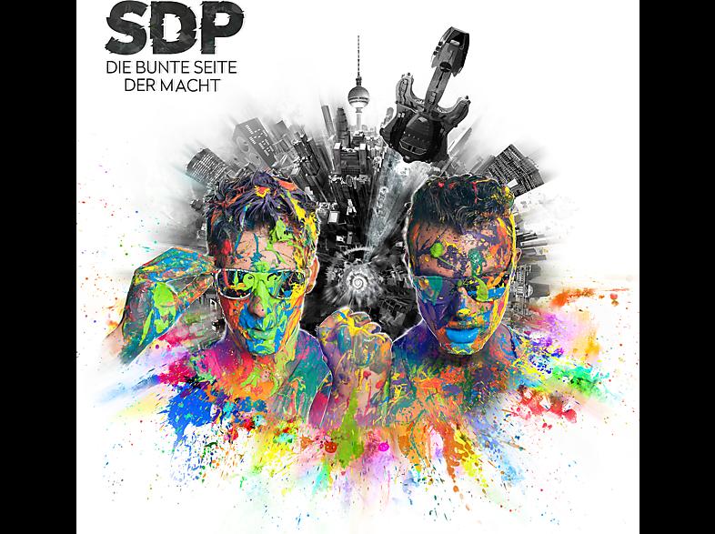 SDP - Die bunte Seite der Macht [Vinyl]