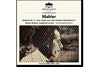 Siegfried Lorenz, Staatskapelle Berlin - Established 1947,Mahler Sinfonie 5 [CD]