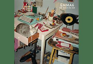 Emma6 - Wir Waren Nie Hier  - (Vinyl)
