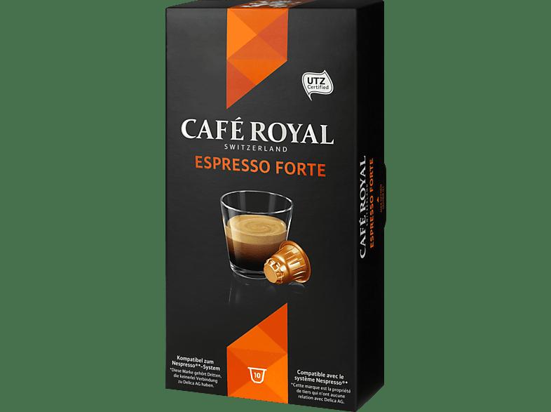 CAFE ROYAL Espresso Forte Kaffeekapseln (Nespresso)