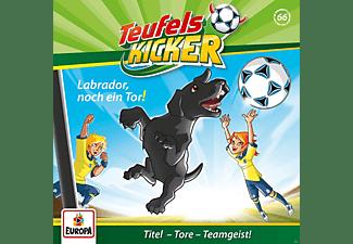 Teufelskicker - 066/Labrador,noch ein Tor!  - (CD)